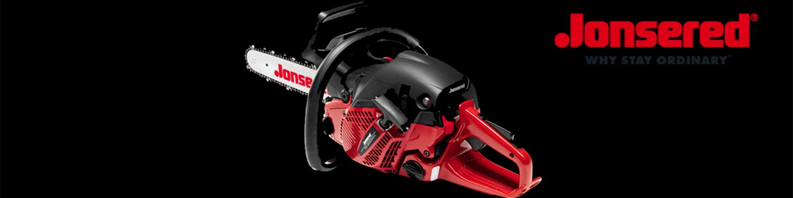 Jonsered Chainsaws, Trimmers &  Blowers