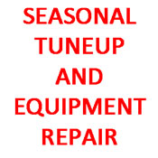 Lawn Mower and Snow Blower Seasonal Tuneups and Equipment Repairs at Steves Small Enigine in La Crosse, WI