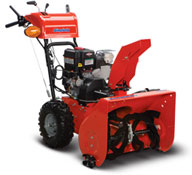 Simplicity 24 inch Snow Blowers for sale at Steves Small Engine