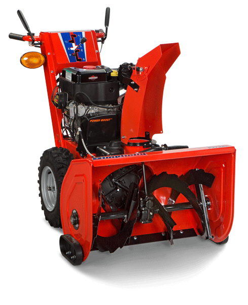 Simplicity Commercial 2 Stage Snow Blower H1528E for sale at Steve's Small Engine, LLC